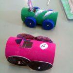 Juguetes reciclados para niños