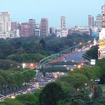 Arbolado Urbano en la Ciudad de Buenos Aires