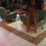 Pisotapitas, Mosaicos Ecológicos
