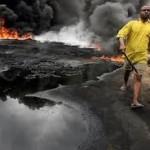 Derrame en Nigeria