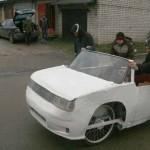 Curiosidades: ¿Autos eléctricos caseros?