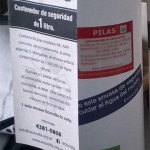Ecovolta: Una forma de disponer las pilas