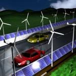 Energías Renovables en rutas y avenidas