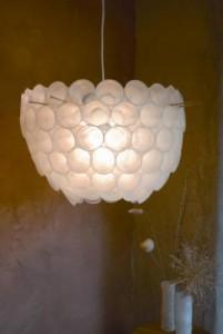 Diseño Sustentable: Lámparas recicladas
