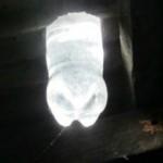 Un Litro de Luz: A partir de botellas plásticas no retornables