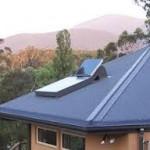 Casas más frescas: Aire acondicionado solar