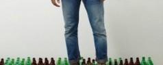 Jeans con Botellas de Plastico