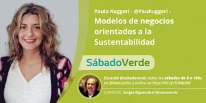 Paula Ruggeri con Sergio Elguezabal