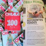 Lideres Ambientales en la Revista Ohlala