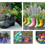Reciclaje para el Jardín