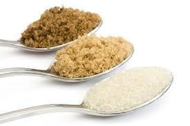 Diferencias entre azúcar refinada, integral y Mascabo