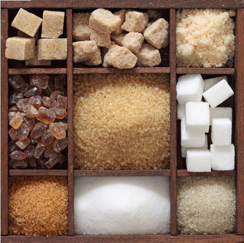 Clases de azúcares