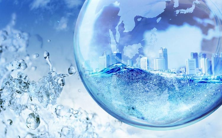 Agua en el mundo