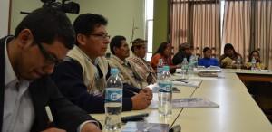 Líderes indígenas Contra el cambio climático