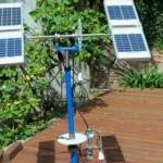 Buenos Aires: Diseñan prototipo de rastreador solar para lugares alejados.