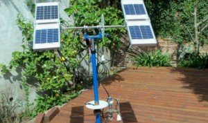 Rastreador Solar