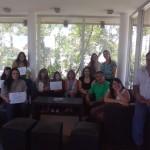 Finalizó el Primer Curso de Líderes Ambientales en Quilmes