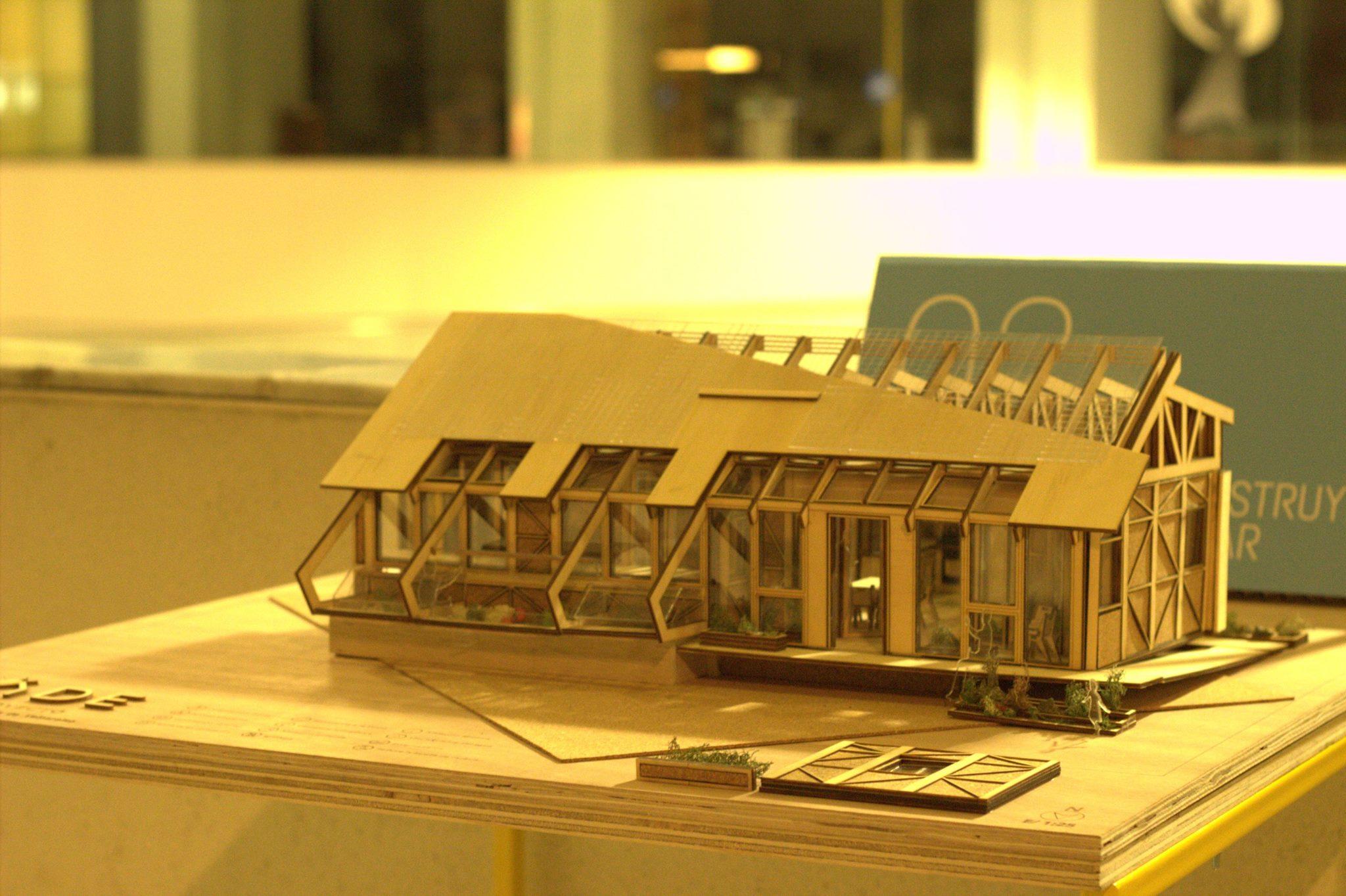 Casa rukantu una vivienda sustentable y eficiente en for Arquitectura de proyectos