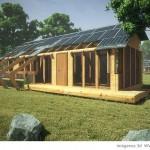 Casa Rukantu: Un proyecto de vivienda sustentable y eficiente en Chile
