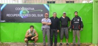 Recuperadores del Sur, una cooperativa que promueve el trabajo decente