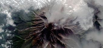 Tras 43 años dormido las cenizas del Volcán Calbuco llegan a Bs. As.