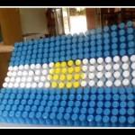 Reutilizar: Realizá tu propia Bandera Argentina