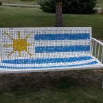 En Uruguay prefieren los muebles reciclados…