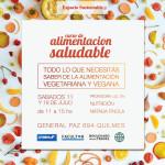 Curso de Alimentación Saludable, Vegana y Vegetariana