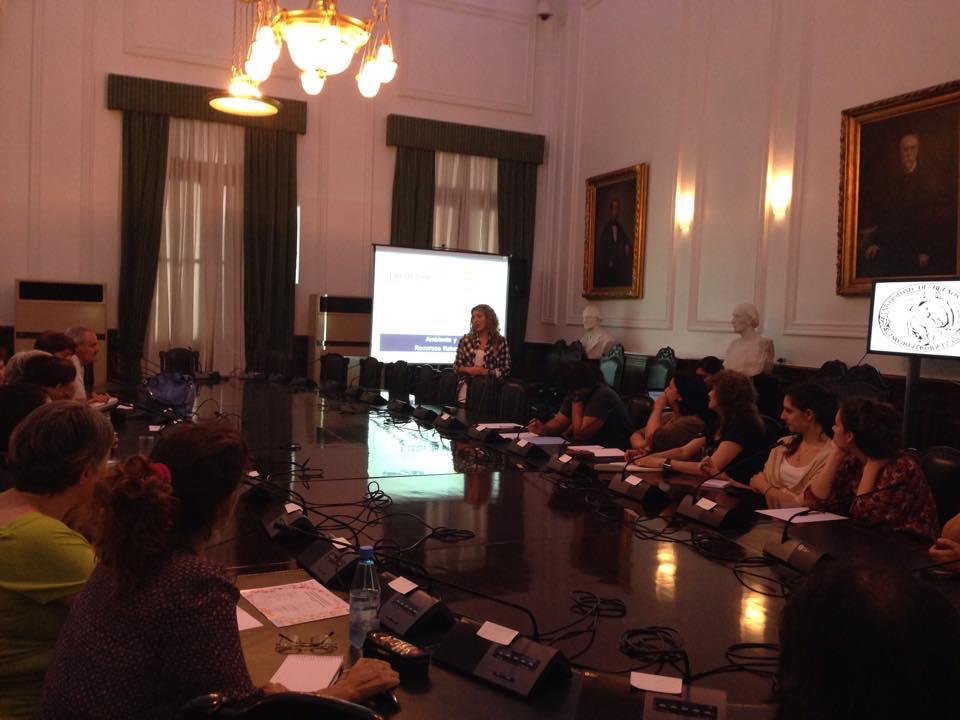 Jornada de Lideres Ambientales en la UBA