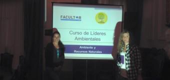 Tercer Curso de Líderes Ambientales en la Universidad de Buenos Aires