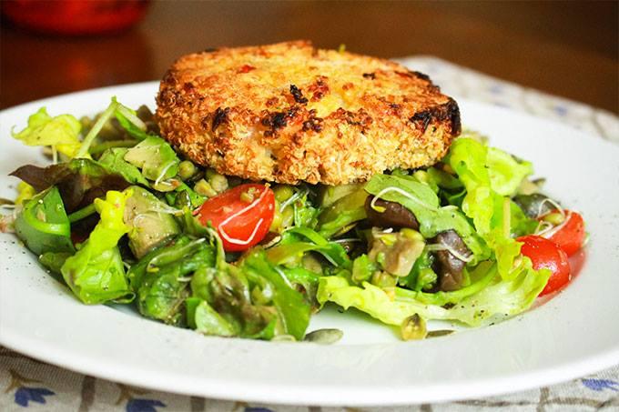 recetas veganas con quinoa