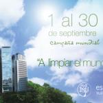 """Campaña """"A Limpiar el Mundo"""" – Del 1 al 30 de Septiembre"""