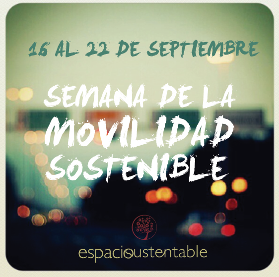 semana de la movilidad sustentable