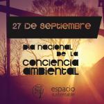 Argentina: 27 de Septiembre -Dia Nacional de la Conciencia Ambiental