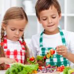 Alimentación en niños veganos