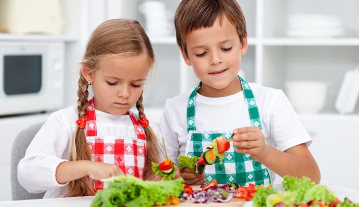 Niños Veganos en uruguay