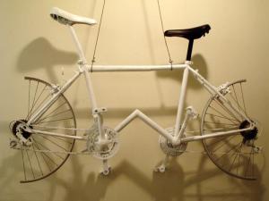 bici reciclada