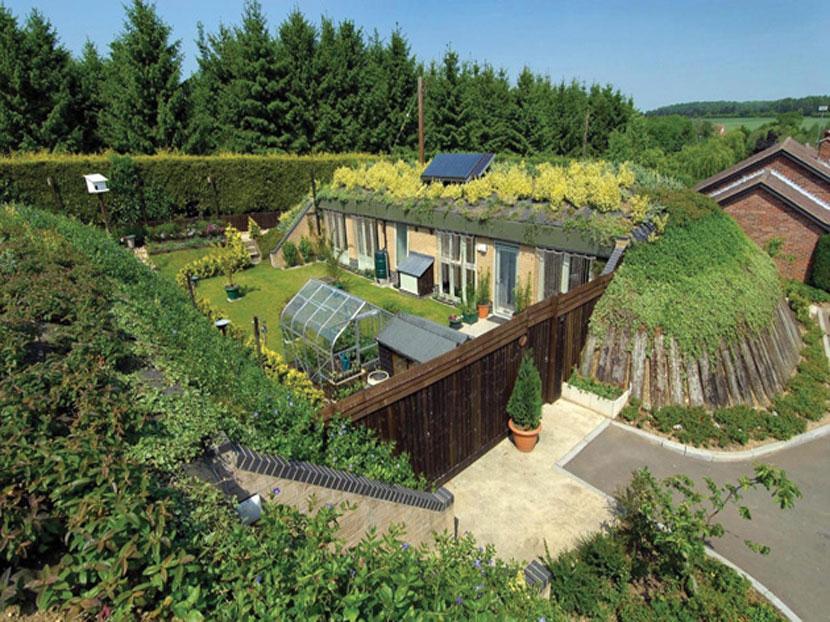 arquitectura sustentable espacio sustentable