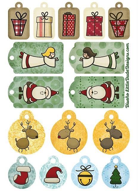 Ideas recicladas para los regalos de navidad