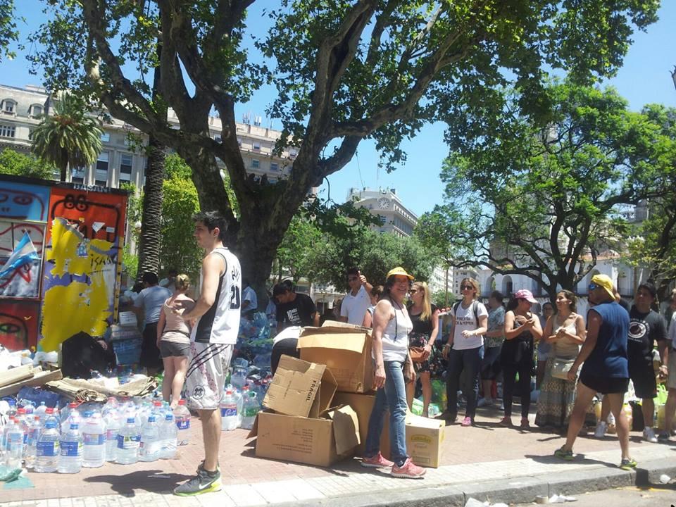 La ONG Quiero Ayudar en Emergencia