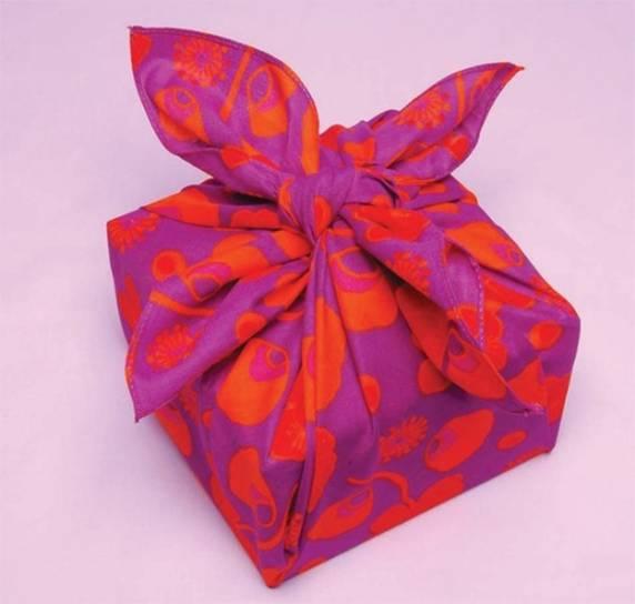 Envolturas ECO para tus regalos