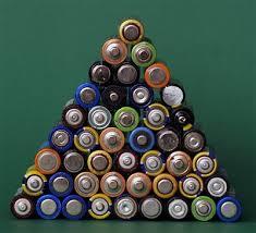 como reciclar pilas