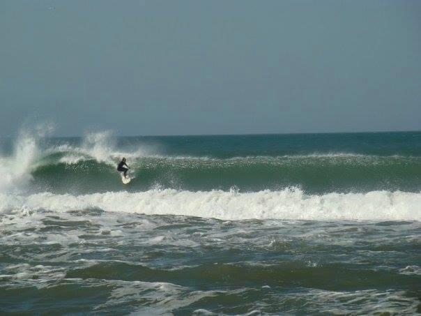 Surf en Arenas Verdes