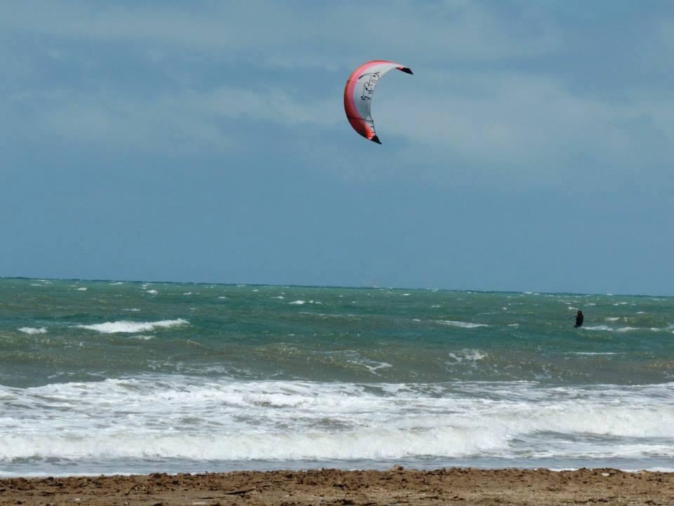 KiteSurf en Arenas Verdes