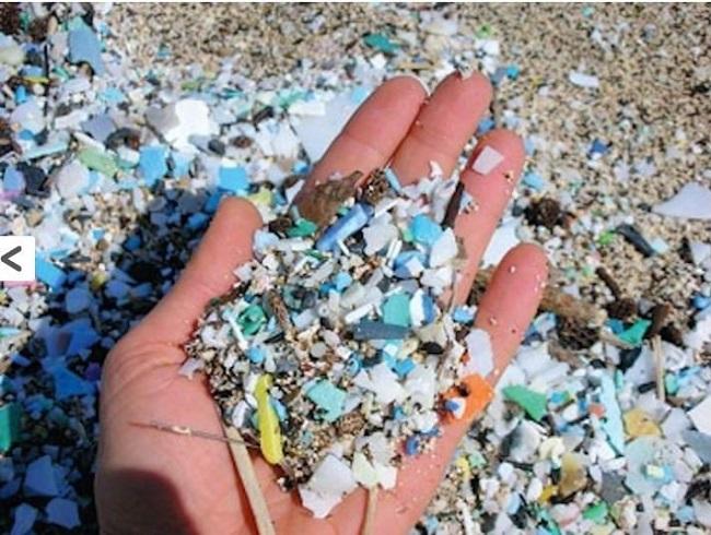 Plástico recuperado