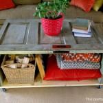 Mesas Recicladas