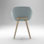 Kuskoa Bi, la silla de bioplástico
