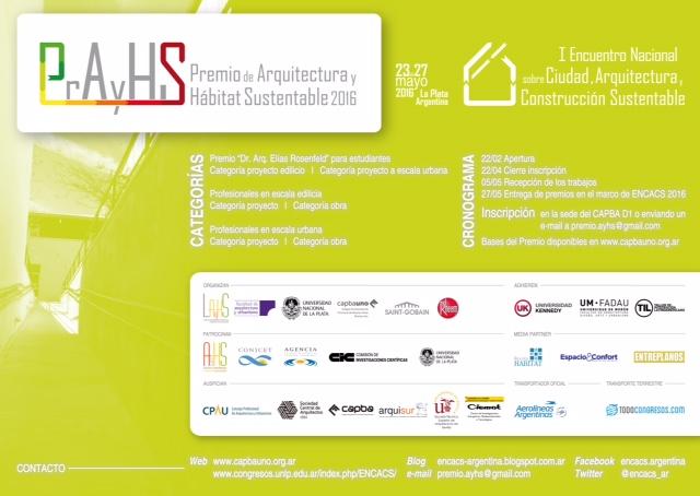 Premio de Arquitectura y Construcción