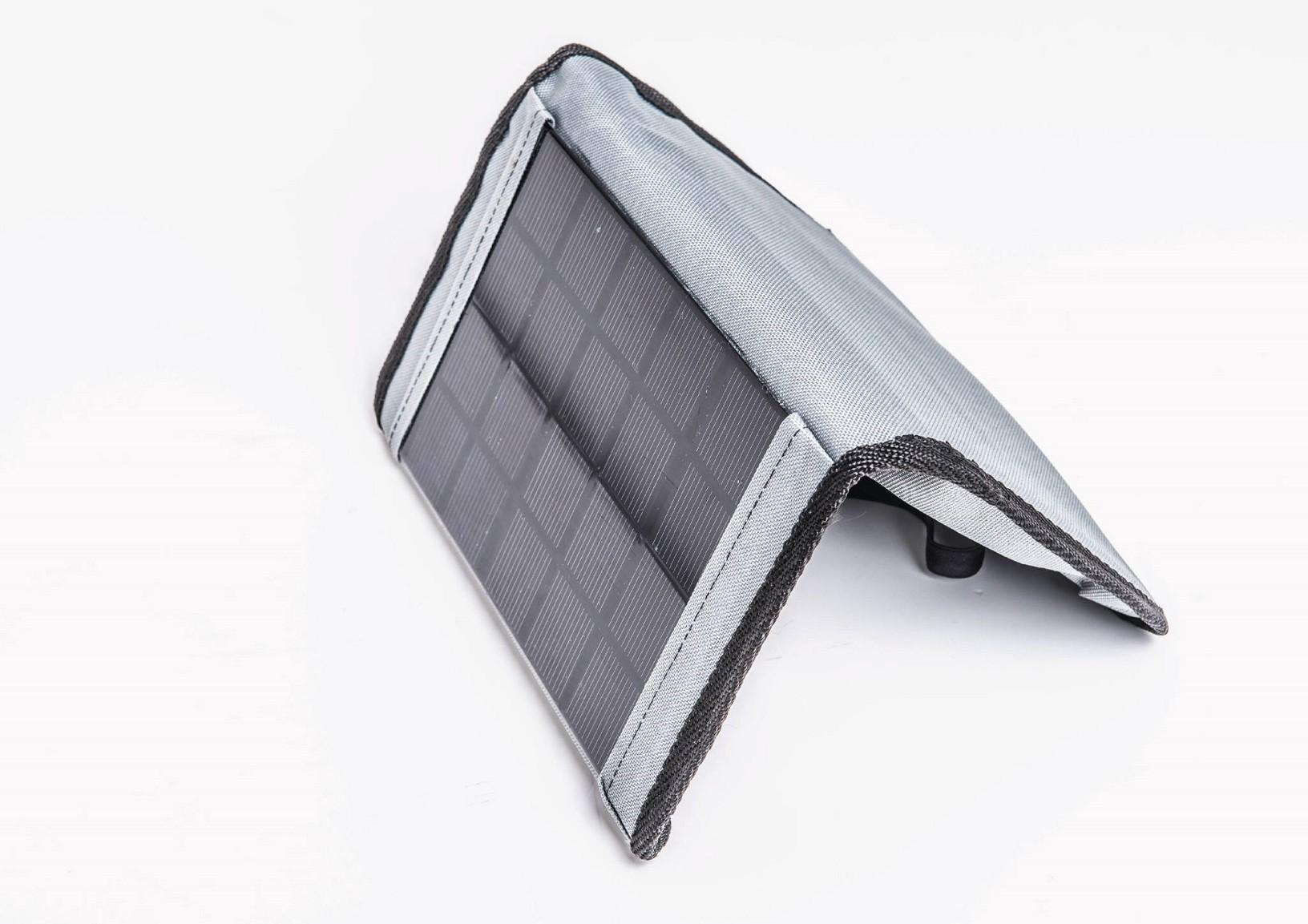 Cargador solar latinoamerica