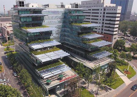 Edificios Eficientes que benefician su entorno.